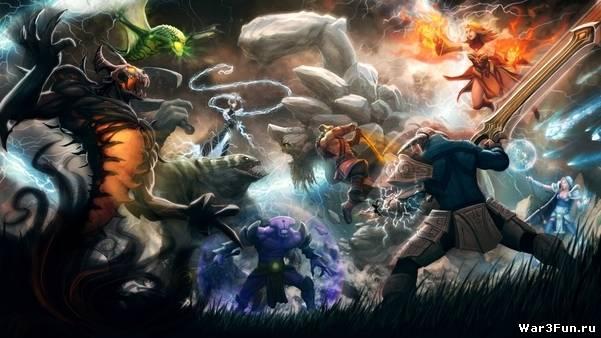 скачать карту игра престолов для Warcraft 3 - фото 7